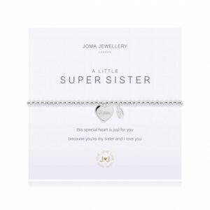 A Little Super Sister Bracelet