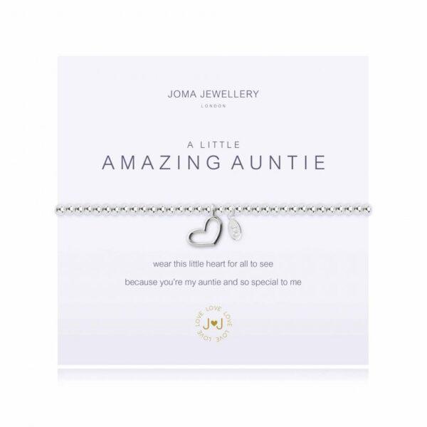 A Little Amazing Aunty Bracelet