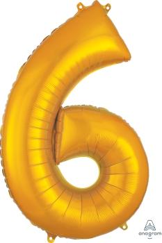 Number 6 Gold