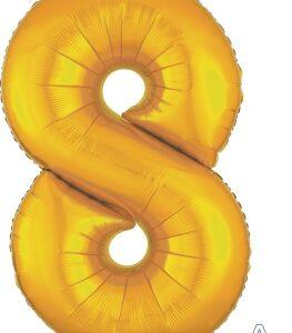 Number 8 Gold