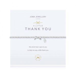 A Little Thank You Bracelet