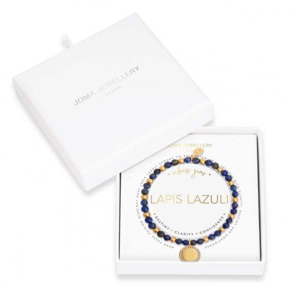 Wellness Gems - Lapis Lazuli Bracelet