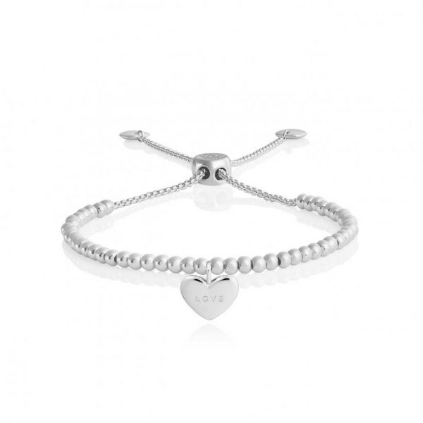 Bracelet Bar - Heart Ball Friendship Bracelet