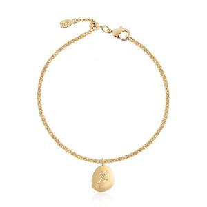Amore Pave Kiss Bracelet