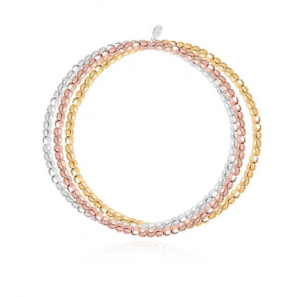 Sefora Bead Ombre Bead Bracelet