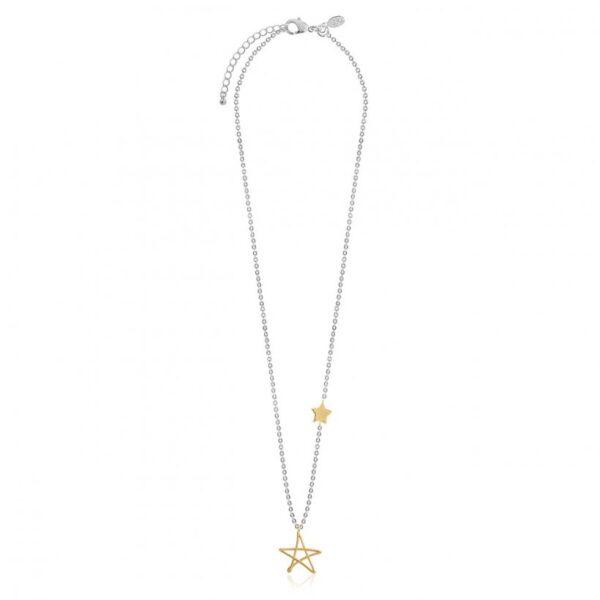 Florrie Star Necklace