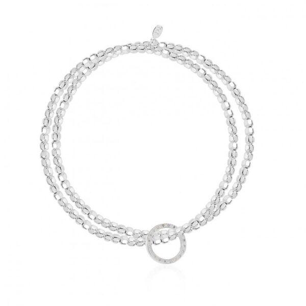 Lila Pave Bracelet
