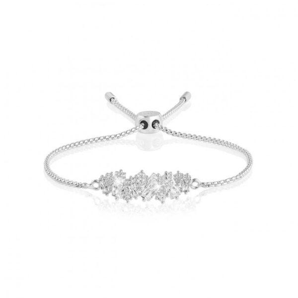 Be The Sparkle Cluster Bracelet