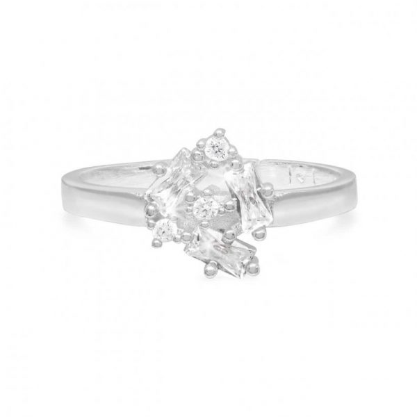 Be The Sparkle Cluster Ring