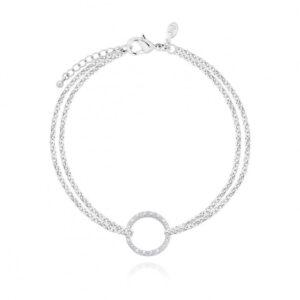 Leyla Silver Looop Bracelet