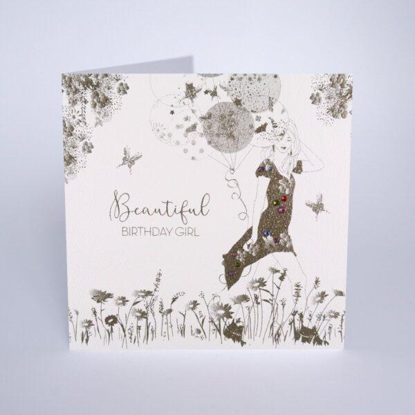 Dream Garden - Beautiful Birthday Girl