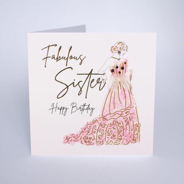 Dream Garden - Happy Birthday To A Fabulous Sister