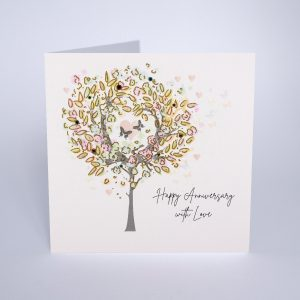 Dream Garden - Happy Anniversary With Love