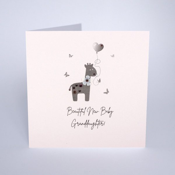 Diamond Blush - Beautiful New Baby Grandaughter