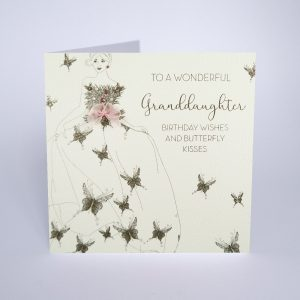 The Secret Garden - To A Wonderful Granddaughter