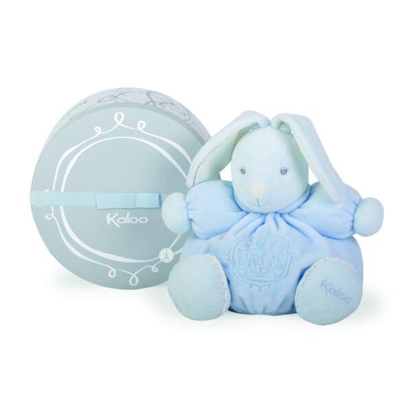 Kaloo Chubby Rabbit Soft Toy Large - Blue