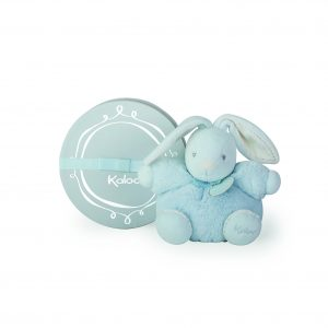 Kaloo Chubby Rabbit Soft Toy Small - Blue