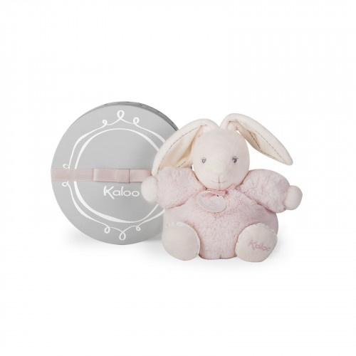 Kaloo Chubby Rabbit Soft Toy Small - Pink
