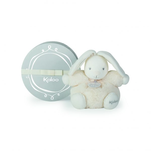 Kaloo Chubby Rabbit Soft Toy Small - Cream
