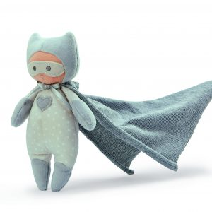 Little Butter Heart Plush My First Super Hero