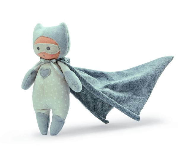 Little Butter Heart Plush My First Super Hero