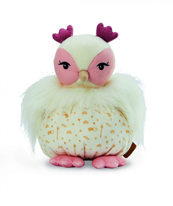 The Kalines Plush Luna The Owl