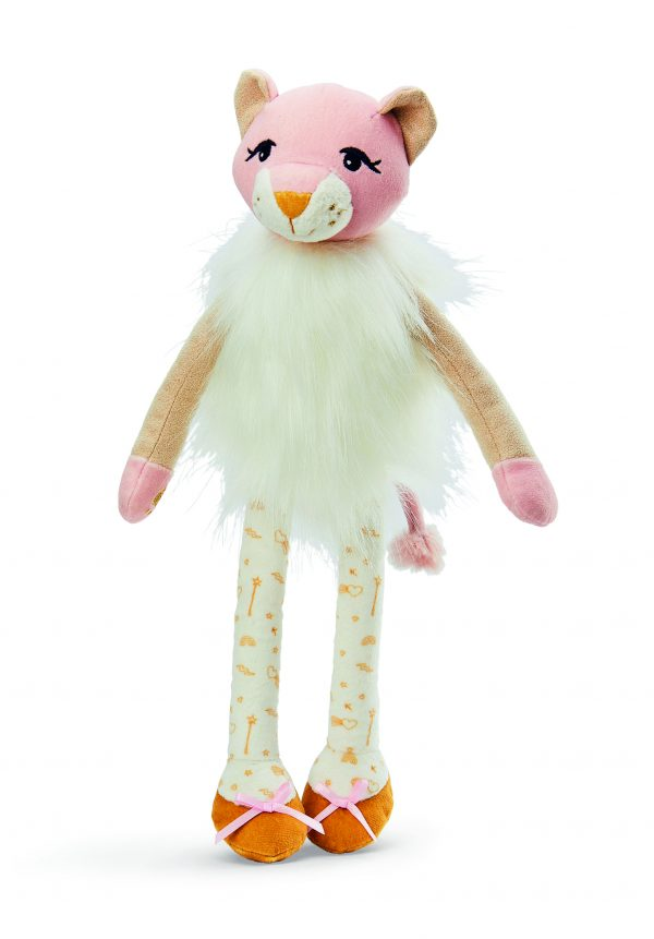 The Kalines Leana Lioness Plush Toy