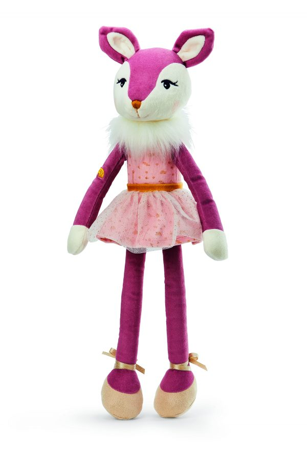 The Kalines Ava Deer Plush Toy