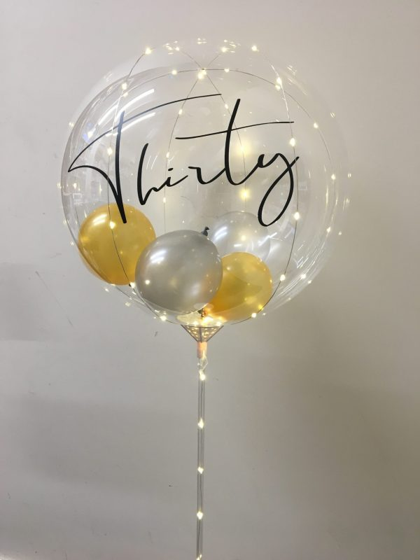 Light Up Balloons Inside