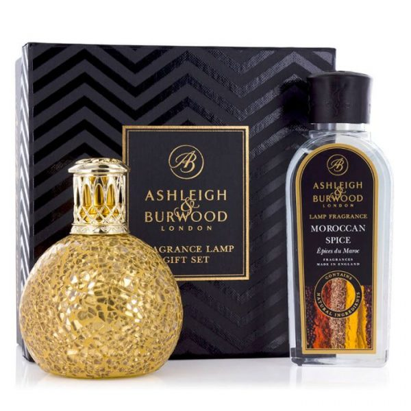 Golden Orb & Moroccan Spice Gift Set