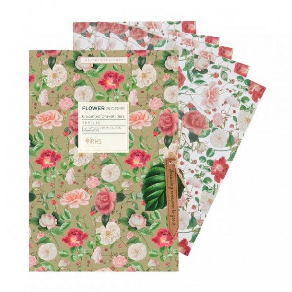 Scented Drawer Liners X6 Sheets