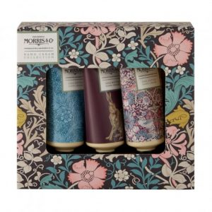 Morris Honeysuckle & Pink Clay Hand Cream Collection (3X30ml)