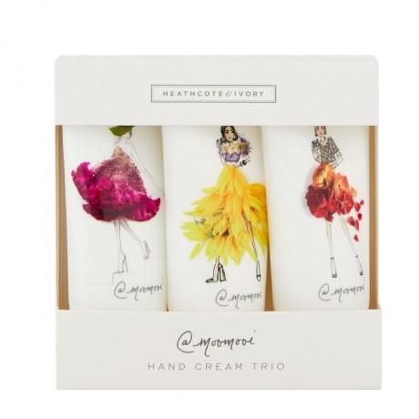 Meredith Wing Hand Cream Trio x 30ml