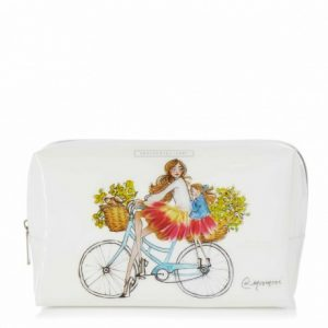 Meredith Wing Large Cosmetic Bag