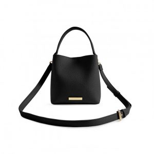 Lucie Crossbody Bag - Black