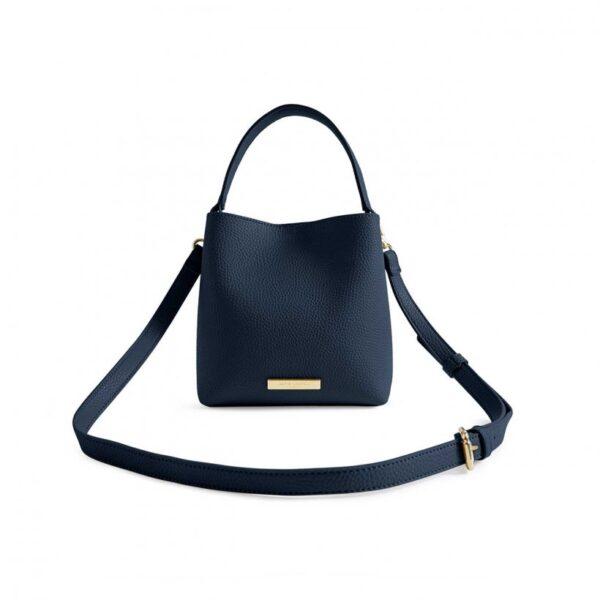 Lucie Crossbody Bag - Navy
