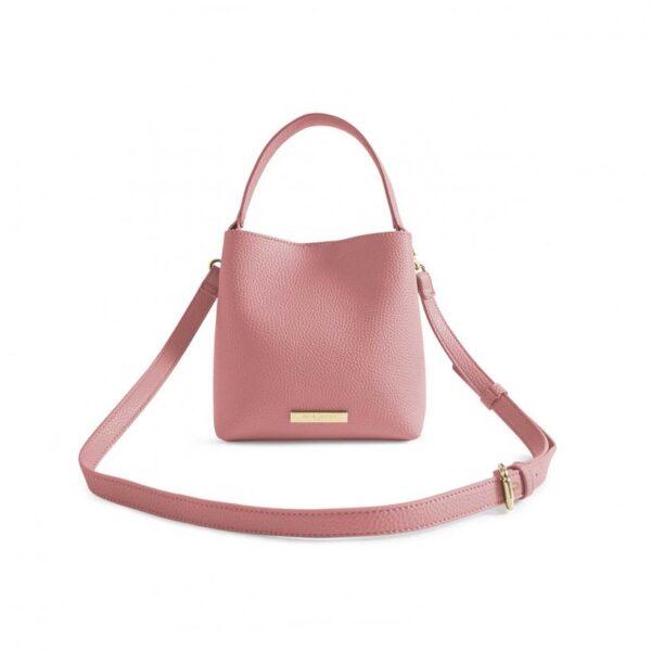 Lucie Crossbody Bag - Pink