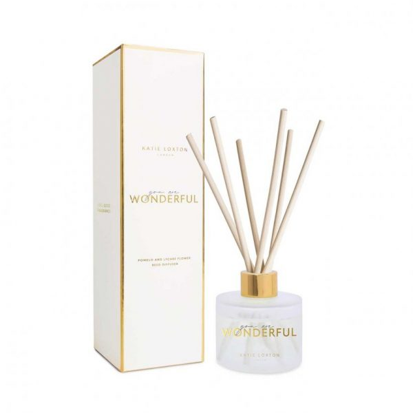 Reed Diffuser - You Are Wonderful - Pomelo & Lychee Flower